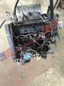 Двигатель контрактный Шкода Фабия 1.9д ASY