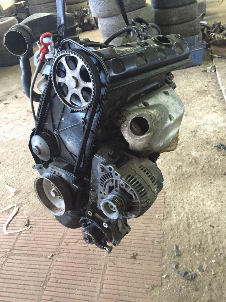 Двигатель контрактный Сеат 1.4 моновпрыск ABD/AEX для Кордоба, Ибица