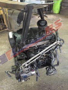 Контрактный двигатель Сеат Альхамбра, Толедо 1.9TDi ASZ