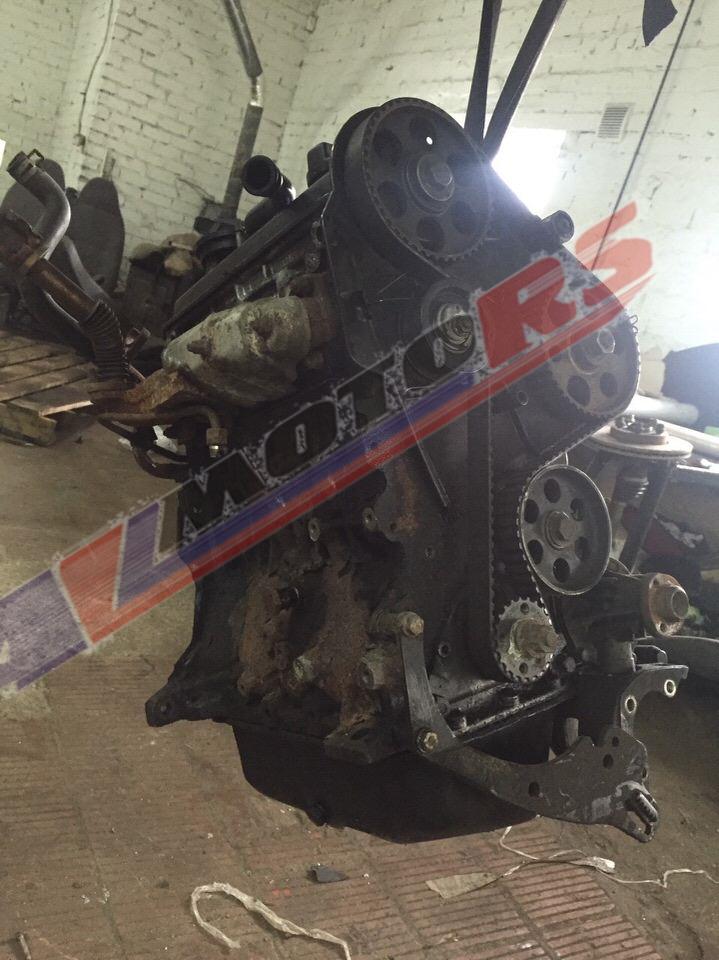 Двигатель контрактный Ауди А4 1.9D 1Z