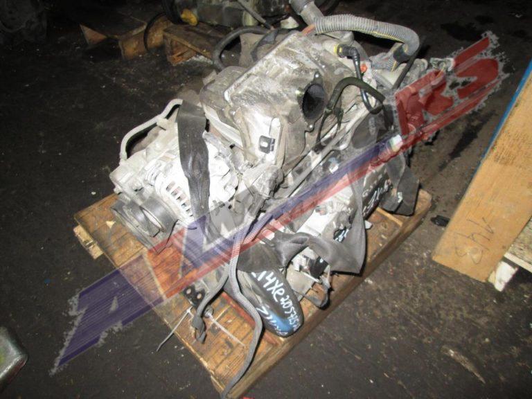 Контрактный двигатель Опель астра, корса 1.4и Z14XE