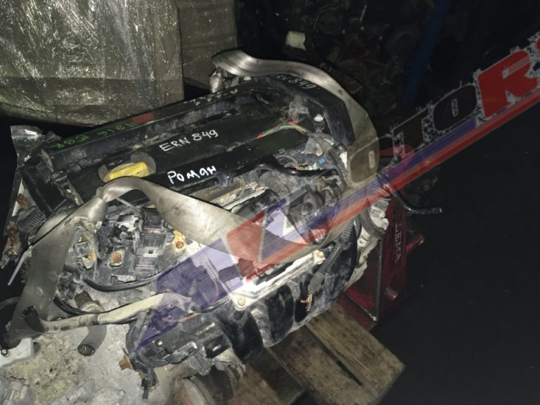 Контрактный двигатель Шевроле Круз 1.8и F18D4 (Z18XER)