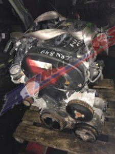 Контрактный двигатель Опель Астра, Вектра, Зафира, Сигнум 1.8и Z18XER