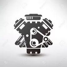 Двигатель контрактный Фольксваген 2.0i AEG/AQY/AVH/AZG/AZJ/BEV/APK/BER SOHC 8кл. для Гольф, Битл, Бора