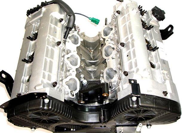 Контрактный двигатель Киа Спортаж 2.7и V6 24 кл. G6BA