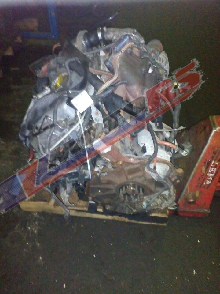 Контрактный двигатель Опель Астра, Сигнум, Вектра, Зафира 2.0ТД Y20DTH