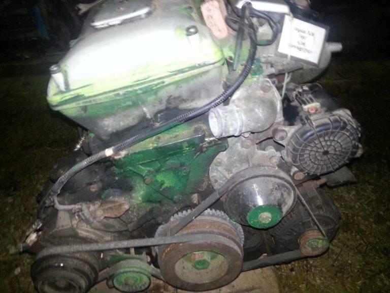 Двигатель 9JPFRB 4.0i