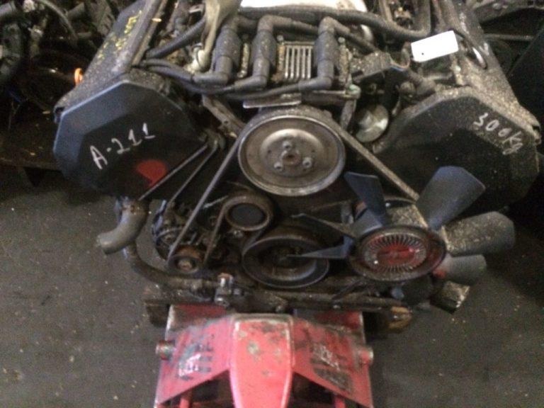 Контрактный Двигатель ауди 2.4и AGA, ALF, AML, APS, ARJ