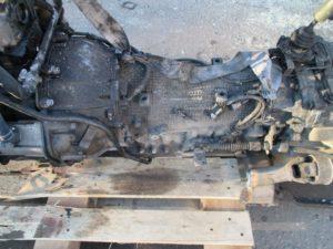 Контрактная АКПП для Митсубиси Паджеро 2 для мотора 2,8тд 4M40