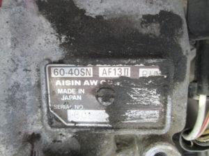 Контрактная АКПП AF13 2 Опель Астра G