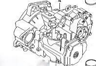 МКПП Ауди A3/S3 DYN,CZM для мотора AGU