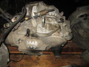 Контрактная АКПП СААБ 9-5 с мотором 2,0и FA57A01