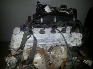Контрактный двигатель бу Ниссан Альмера 1,4и GA14DE 687208