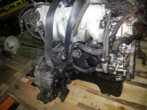 Двигатель QG18DE 1.8i