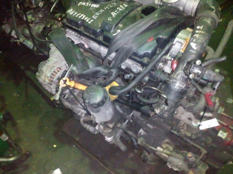 Контрактный двигатель Форд Галакси 1.9TDi 5J02287