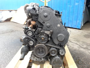 Контрактный двигатель Форд Фокус 2 1,8тд KKDA 7L28368