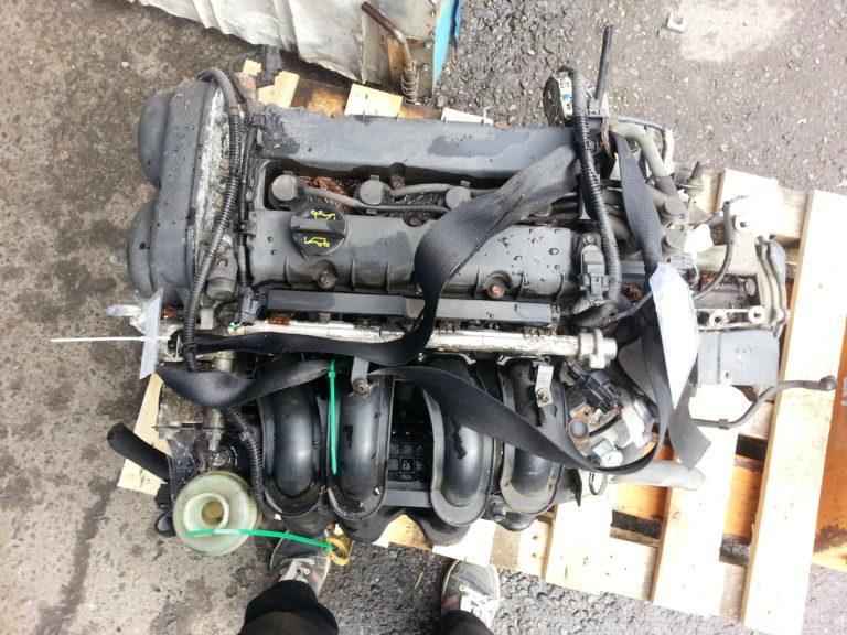 Контрактный двигатель Форд 1,6и HXDA 5J26034 115 л.с.