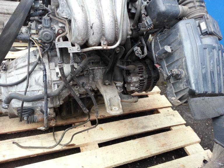 Контрактный двигатель бу Сузуки 1,6и G16B 631583