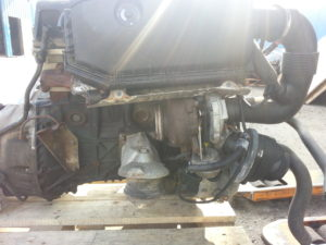 Контрактный двигатель Мерседес 2,2CDI OM 611961 30419592