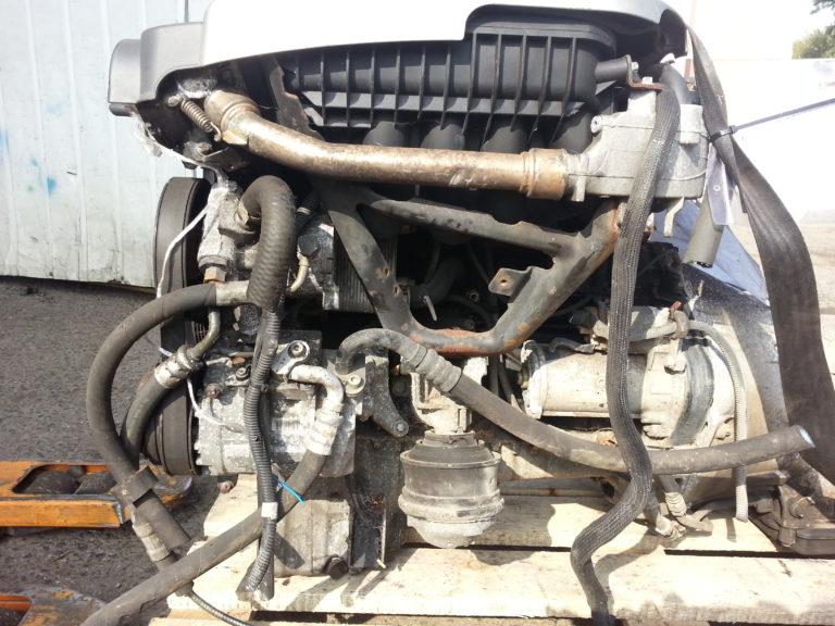 Двигатель 611961 2.2d