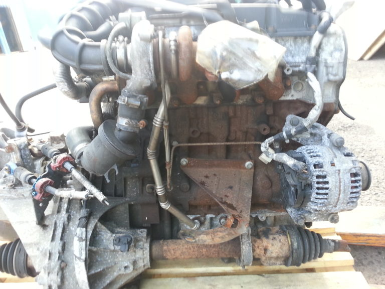 Контрактный двигатель Форд Транзит 2.0TDi F3FA 3J19650