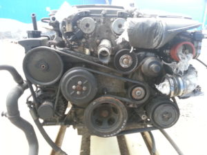 Контрактный двигатель бу Мерседес 1,8k 27194630053593