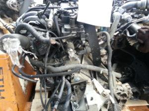 Контрактный двигатель Форд 1,6и HXDA 5C30642 115 л.с.