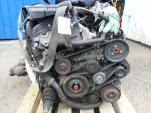 Контрактный двигатель бу Ленд Ровер Фрилендер 2,0 TD4 204D3/M47 80855590