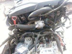 Контрактный двигатель бу Хендай Coupe V6 2,7и G6BA 2571874