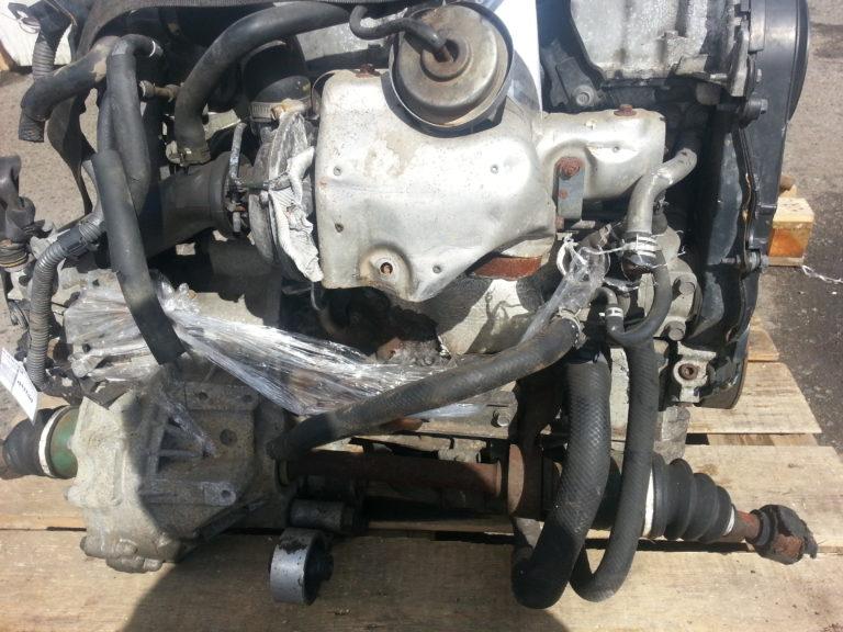 Контрактный двигатель Мазда 6, MPV II 2.0TD RF 7J RF782763