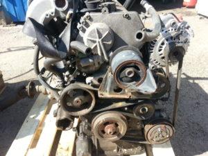 Двигатель QR25DE 2.5i