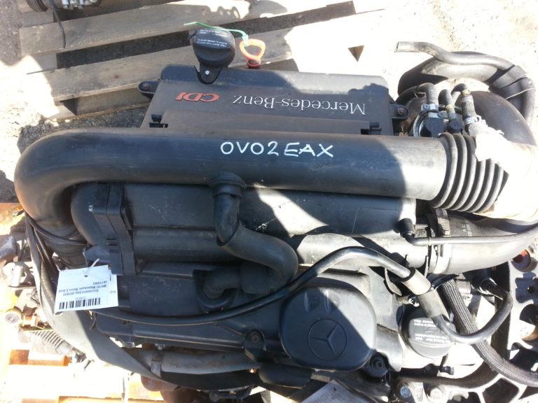 Контрактный двигатель Мерседес 2,2CDI OM 611980 50525888 для Vito, V-Class