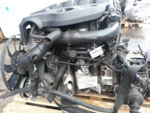 Контрактный двигатель бу Фольксваген Пассат 1,9TDi AWX 039302 (AVF)