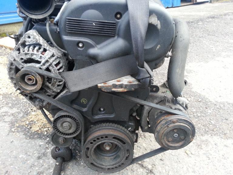 Контрактный двигатель бу Опель 1,8и 16V Z18XE 20CY6541
