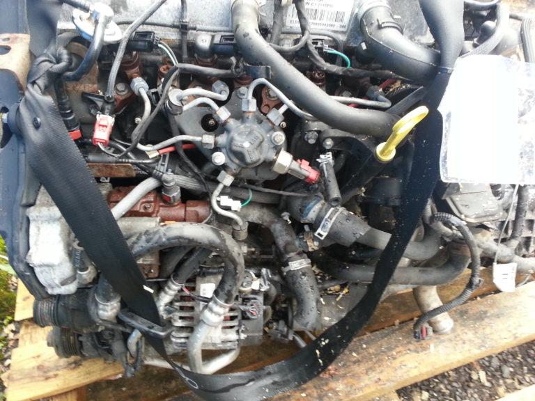 Контрактный двигатель Форд Фокус 2 1,8тд KKDA 6B04986