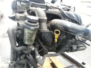 Контрактный двигатель Форд 1,6и HWDA 5A61400 100 л.с.