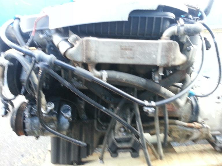 Контрактный двигатель бу Мерседес ML 2.7ТД OM 612963 30054966