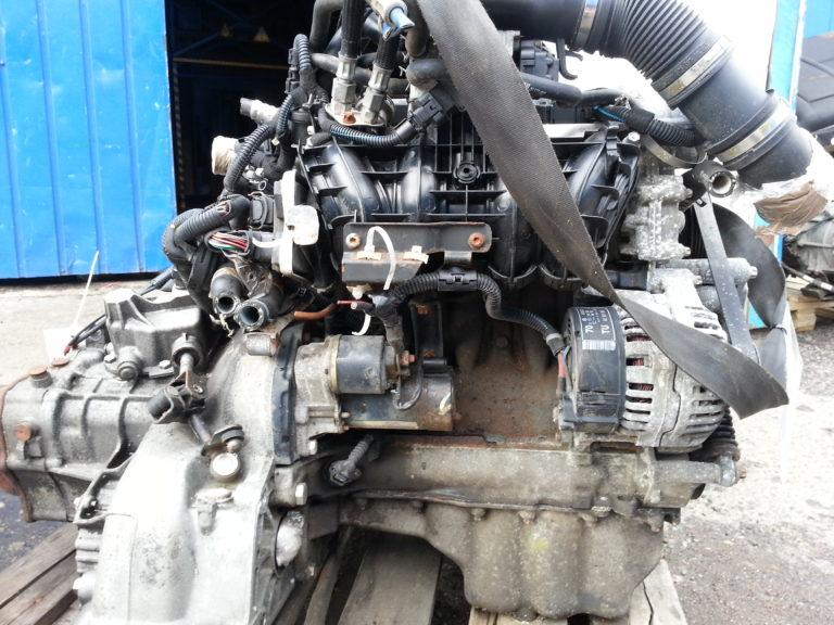 Двигатель X12XE 1.2i
