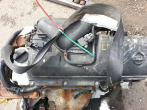 Контрактный двигатель бу Ниссан Микра III 1.2и 16V CG12/CR12DE 125688