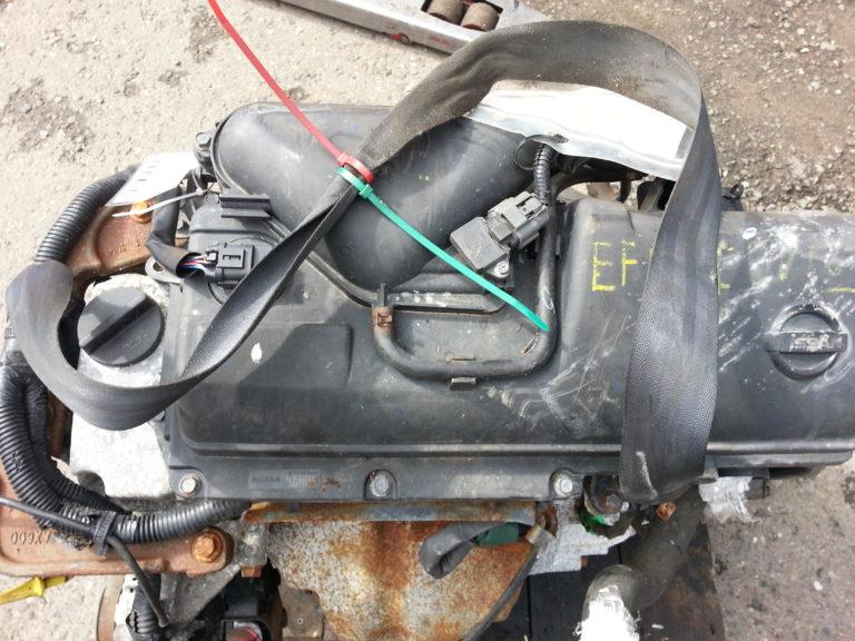 Контрактный двигатель бу Ниссан Микра III 1.2и 16V CR12DE / CG12 024726