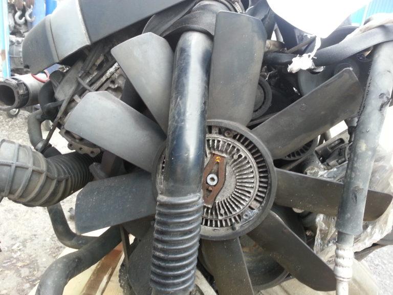 Контрактный двигатель бу Ssangyong Rexton 2.7тд D27DT 665.925 20004358
