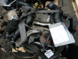 Контрактный двигатель Форд Транзит Коннект 1,8тд BHPA 4A19529 (P7PA; P7PB; R2PA)