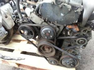 Контрактный двигатель бу Ниссан 1,6и GA16DE 425267 Альмера, Примера