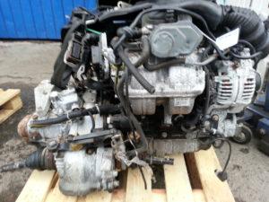 Контрактный двигатель бу Опель 1,8и 16V X18XE1 20N48193
