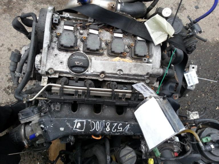 Двигатель контрактный VW 1.8т AGU 132318(AQA/ARZ/AUM/AWD/AWW) Гольф, Бора
