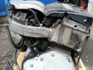 Контрактный двигатель Мерседес 2,2CDI OM 611962 30553935