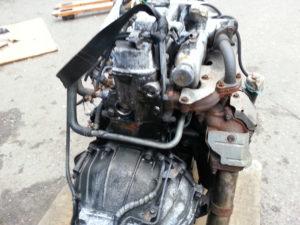 Контрактный двигатель бу Митсубиси 2,8тд 4M40 TD для Паджеро II, L200