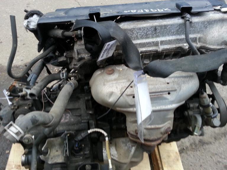 Контрактный двигатель бу Тойота 1,4и 4ZZ-FE 077162