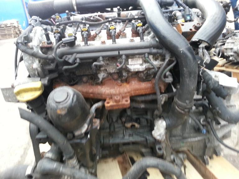 Контрактный двигатель бу Опель 1,3CDTI Z13DTH 1094198