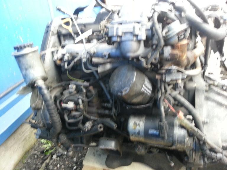 Контрактный двигатель бу Тойота 3,0тд 1KZ-T/1KZ-TE